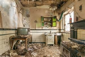romain veillon romain veillon photographs abandoned buildings around the