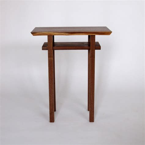 Narrow Accent Table Narrow End Table Small Narrow Table Narrow End Tables Solid Wood Accent Table Small Accent