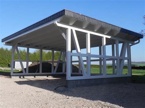 carport beelitz flachdach fotogalerie bildergalerie bei carport beelitz