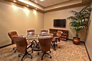 Boardroom Chairs Design Ideas Black Leather Swivel Chairs Combined With Rectangle Table On The Modern Meeting Room Plus Two