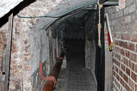 Pub With Tunnels Underneath Available | derby s haunted pubs travel darkly