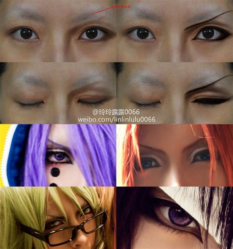 tutorial makeup hinata best 25 anime eye makeup ideas on pinterest bigger eyes