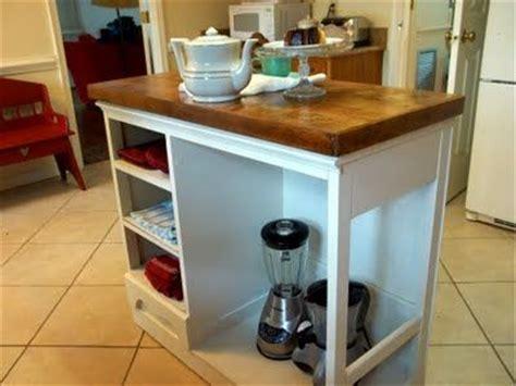 Kitchen Island Office Desk Desk Turned Into Island Tutorial Kitchen
