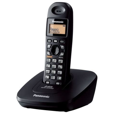 panasonic kx tg3611bx cordless phone price buy panasonic