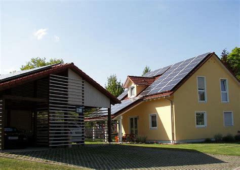 carport solardach musterh 228 user modernes holzfertighaus holzst 228 nderbauweise