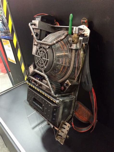 mattel ghostbusters proton pack sdcc look new ghostbusters proton pack prop and