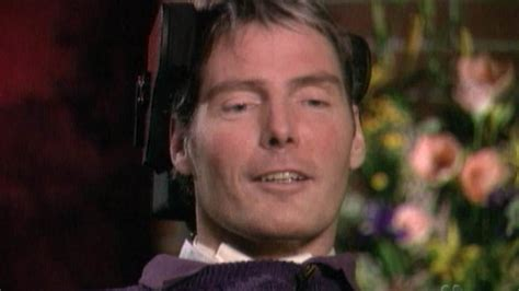 christopher reeve plays robin williams remembered by christopher reeve s family as