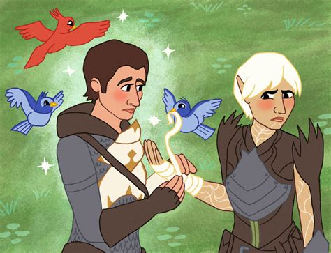 dragon age 2 disney prince of starkhaven by sqbr on