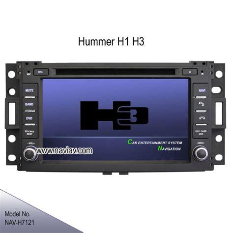 automotive service manuals 2010 hummer h3 navigation system hummer h3 in dash radio car dvd player gps navigation bluetooth ipod nav h7121 car dvd player
