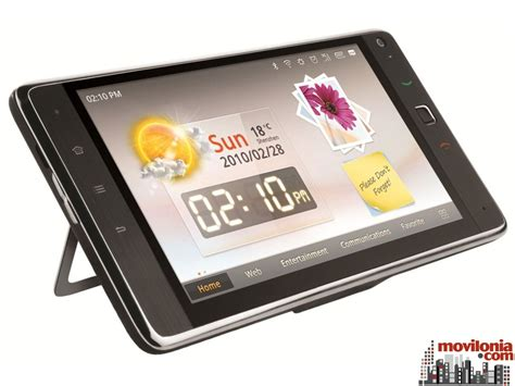 Tablet Huawei Ideos huawei s7 comparar tablets movilonia