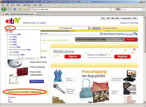 Search On Ebay Get Craigslist And Ebay Notifications On Your Desktop With Feed Notifier Feed Notifier