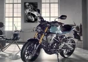 Lu Led Motor Honda Cb150r honda cb150r exmotion based on aggressive 150ss racer concept revealed ibtimes india