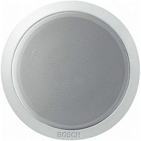 6w max pa 100v ceiling speaker bosch