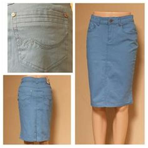 colored denim skirts 1000 images about colored denim skirts on