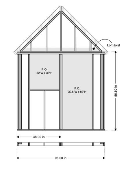 tiny house designs free free 8 215 8 tiny house plans