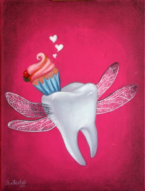 Valentines Sweet Tooth by Dental