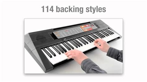 Dan Spesifikasi Keyboard Yamaha Psr F50 yamaha psr f50 portable home keyboard introduction