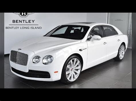 2019 Bentley 4 Door by 2019 Bentley Flying Spur Larger And More Luxurious Saloon