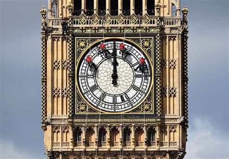 big ben london s big ben will be silent until 2021 and some
