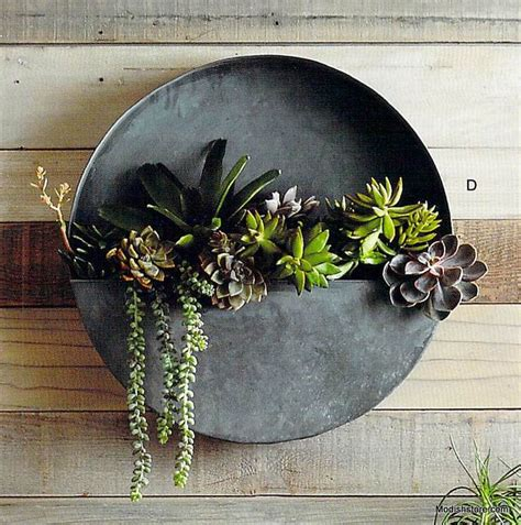 galvanized wall planter 25 best ideas about outdoor wall planters on succulent wall vertical wall planters