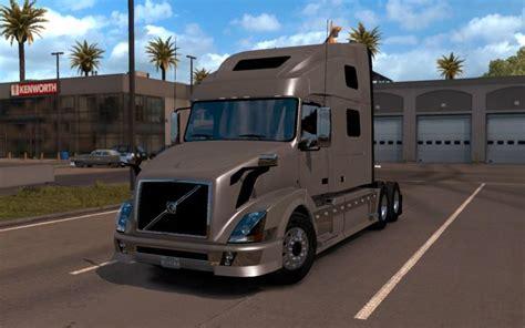 volvo truck vnl 780 volvo vnl 780 1 0 0 truck american truck simulator mods