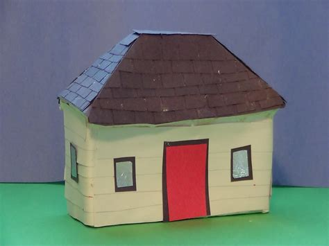 model houses to build how to build a model house school project how to build a