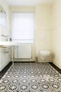 Patterned Floor Tiles 21 Bold Patterned Tile Floors With Punch Designed
