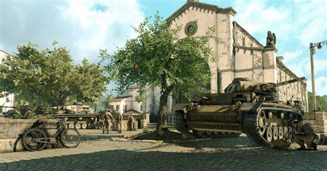 Kaset Ps4 Sniper Elite 4 sniper elite 4 announced for pc ps4 and xbox one