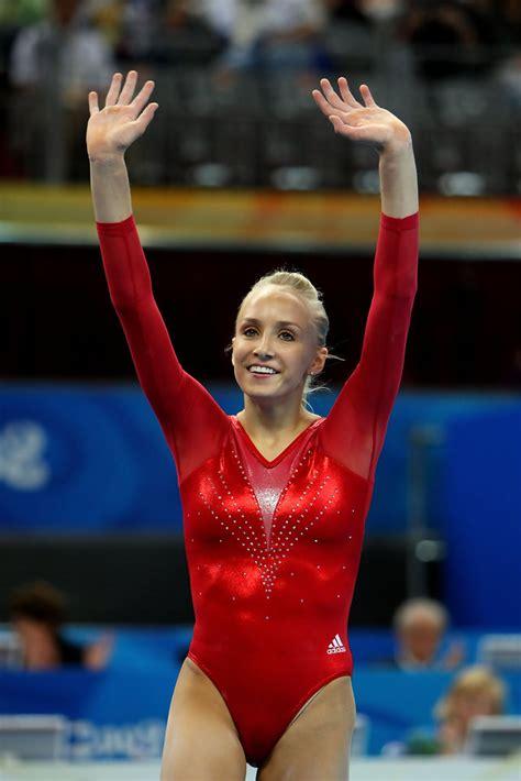 Nastia Liukin Wardrobe by Nastia Liukin In Olympics Day 9 Artistic Gymnastics Zimbio