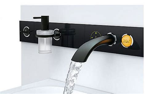 Funky Kitchen Sinks Funky Faucets 14 Futuristic Faucet Sink Basin Designs Urbanist
