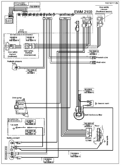 ELECTROLUX EWF10470W WIRING DIAGRAM Service Manual