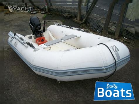 buy a used zodiac boat zodiac yl 340 r sports rib inflatable for sale daily