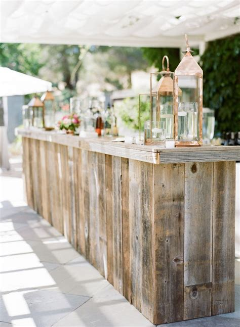 Backyard Wedding Bar Ideas 25 Best Ideas About Rustic Outdoor Bar On