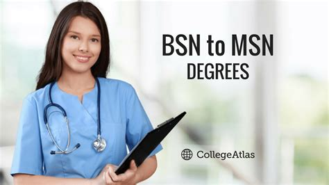Bsn Mba Degree by Bsn To Msn Degrees