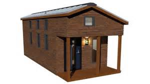 Small 2 Bedroom Cabin Plans on wheels plans tiny house with two bedrooms tiny house
