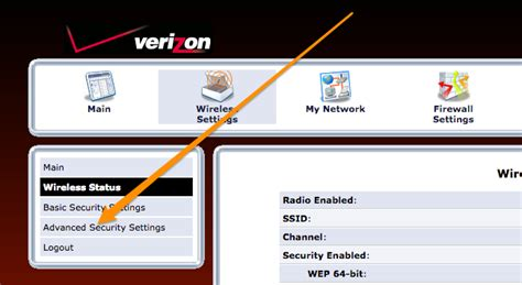 verizon internet router password reset how to change the wi fi network password on your verizon