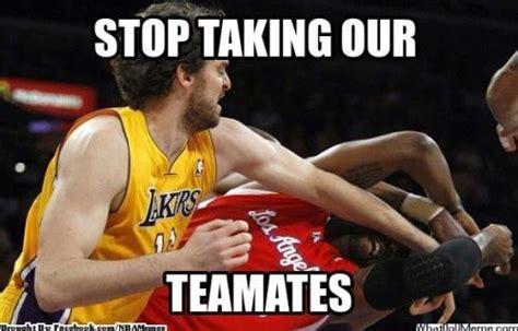 Lakers Meme - nba memes