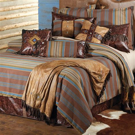 striped bed sets serape stripe bed set