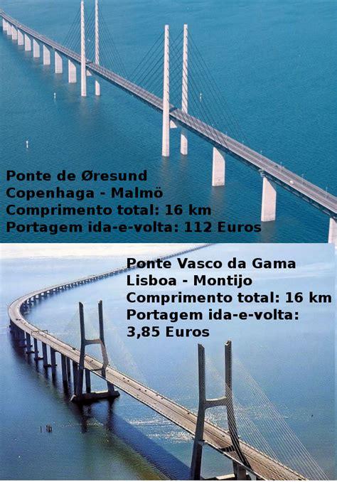 ponte vasco da gama ponte vasco da gama vs ponte do 216 resund