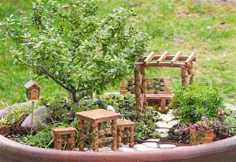 decoration craft ideas mini garden creation fresh
