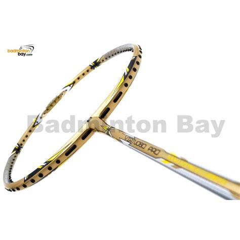 Pro Gold apacs virtuoso pro gold badminton racket 3u