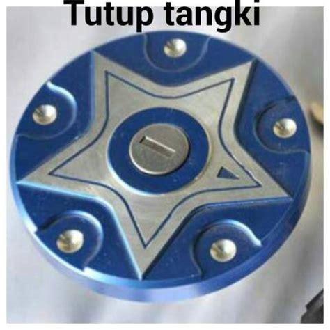 Cover Atas Tangki Vixion aksesoris yamaha vixion batok lu cover engine grill