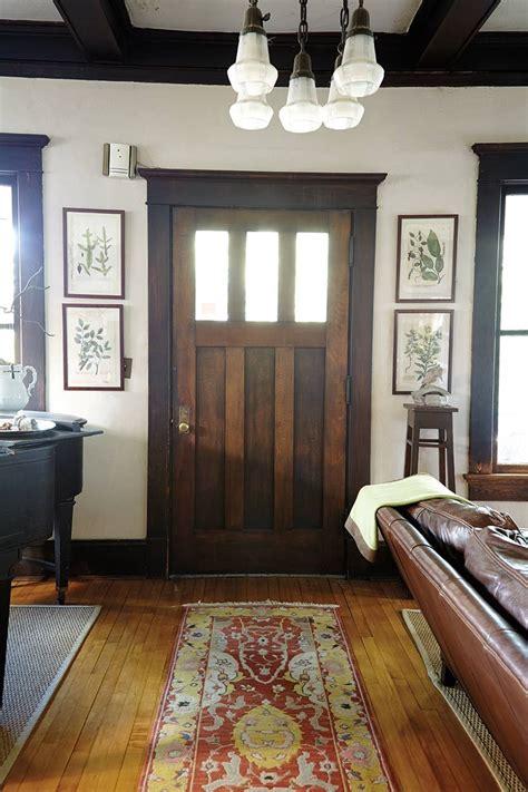 home interior decor tour of a craftsman home in atlanta ga entryway