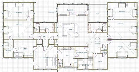 Symmetrical House Plans by Symmetrical House Plans