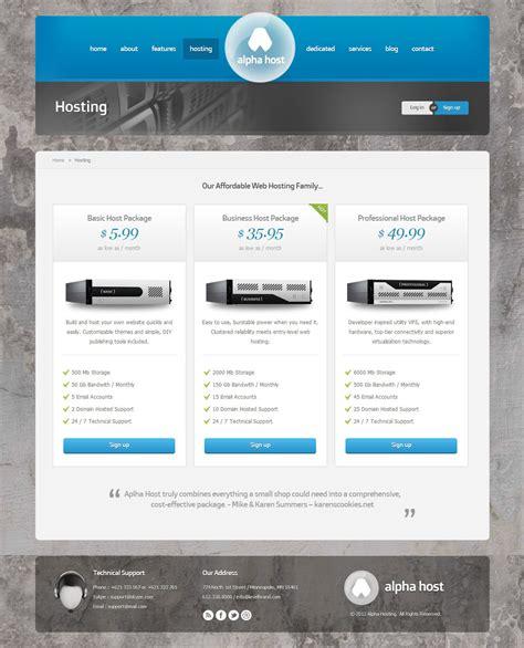 themeforest hosting theme alpha modern hosting wordpress theme by indonez
