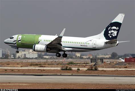 n626as boeing 737 790 bdsf alaska air cargo rami mizrahi jetphotos