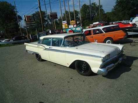 1959 Ford Fairlane For Sale Circleville Oh Carsforsale Com