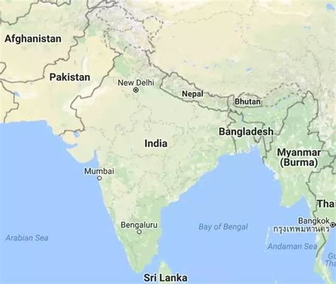 india bangladesh is bangladesh next to pakistan or india quora