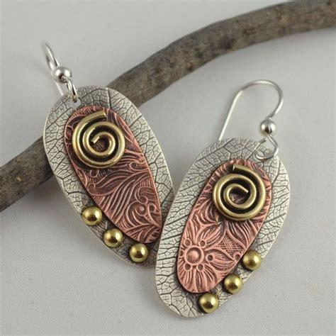 metal jewelry ideas 17 best ideas about metal jewelry on jewelry