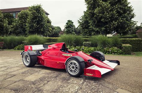 Rancing Car1 lola f1r road formula 1 car